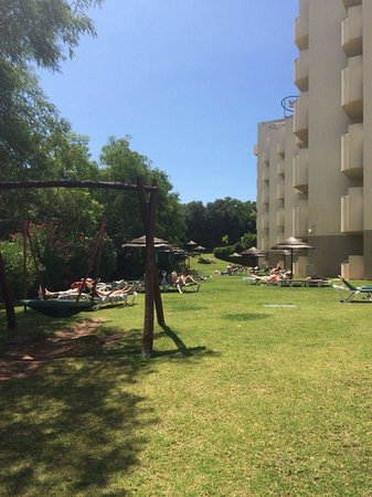 Real Bellavista Hotel & Spa: Hotel GARDEN