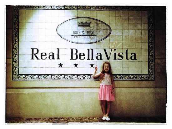 Real Bellavista Hotel & Spa: ENTRANCE