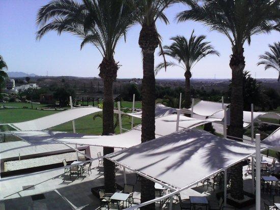 Valle del Este Golf Resort: otra terraza
