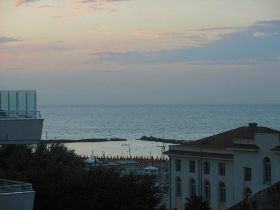 Hotel Consul Cattolica: vista dalla camera