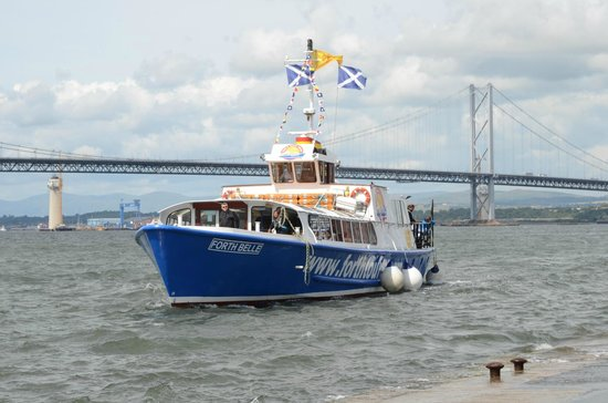 Maid of the Forth: Forth belle