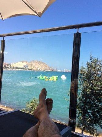 Melia Alicante : relax