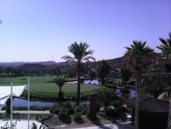 Valle del Este Golf Resort: vistas