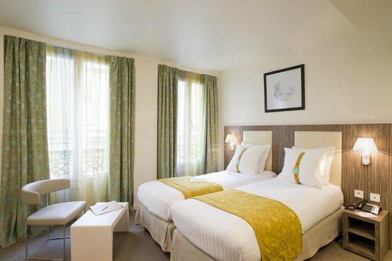 Holiday Inn Paris Opera-Grands Boulevards: Twin Room