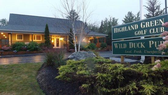 Wild Duck Restaurant & Pub: Wild Duck Pub