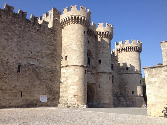 Palace of the Grand Master of the Knights of Rhodes: Дворец великого магистра