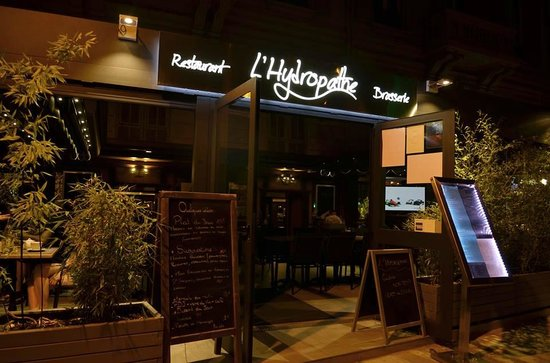 L'Hydropathe: Welcome!