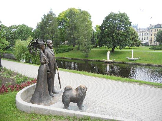 Vermanes Garden Park : pulizia e massima cura ovunque  !!