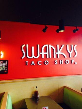 Swanky's Taco Shop: Clean Spot