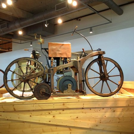 Barber Vintage Motorsports Museum : Exquisite History