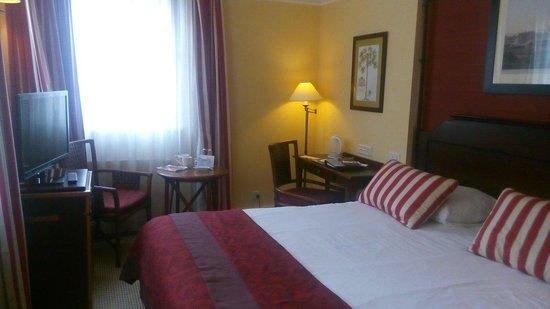 Hotel Kipling - Manotel Geneva: Room 404