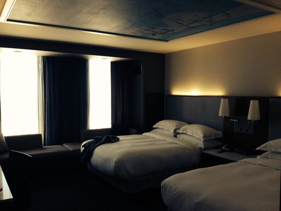 Hilton Columbus Downtown: Room