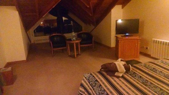 Villa Huinid Resort & Spa: quarto de casal