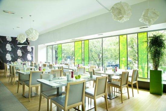 Holiday Inn Paris Opera-Grands Boulevards: Breakfast Room