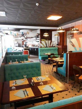 restaurant photo de h tel de la terrasse berck berck. Black Bedroom Furniture Sets. Home Design Ideas