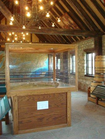Old Fort Niagara: Map Room