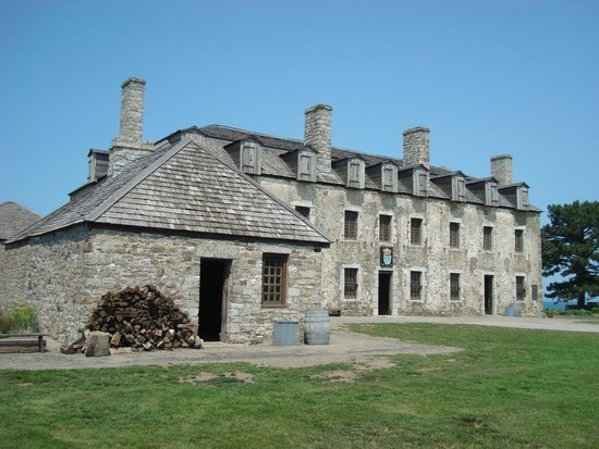 Old Fort Niagara: Fort