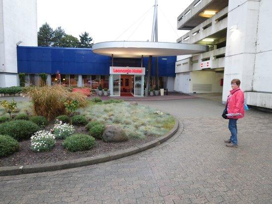 Leonardo Hotel Wolfsburg City Center: der Eingangsbereich