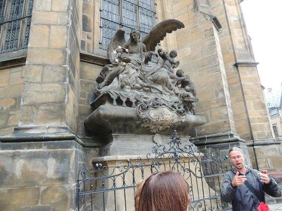 Prague Airport Transfers : Ross, our tour guide