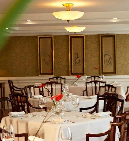 Royal Park Hotel: Restaurant Le Molière