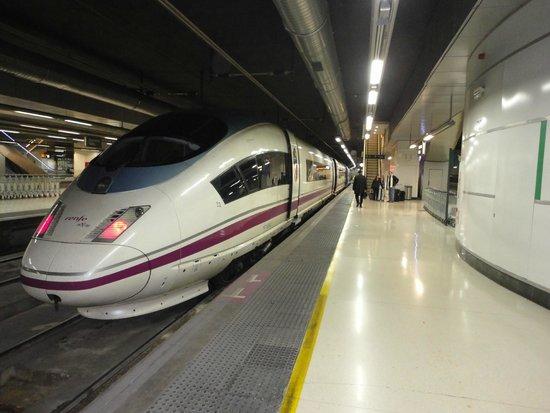 Estacion de Atocha: Estacion Atocha