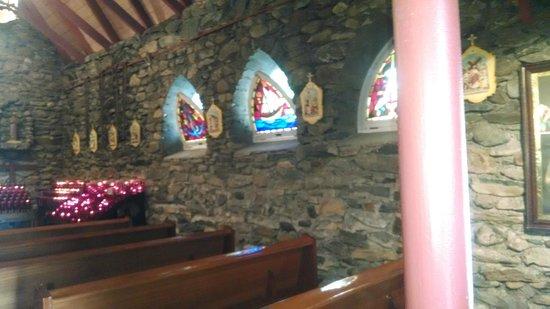 Sanctuaire De Beauvoir : À l'intérieur de la chapelle