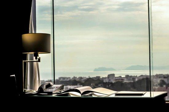 Royal Park Hotel: Vista desde habitación