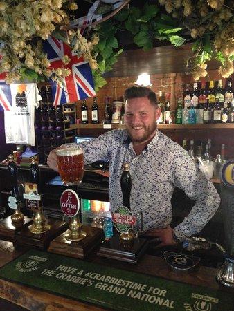 The Rose & Crown Inn: The Alfie Moon of Calverleigh
