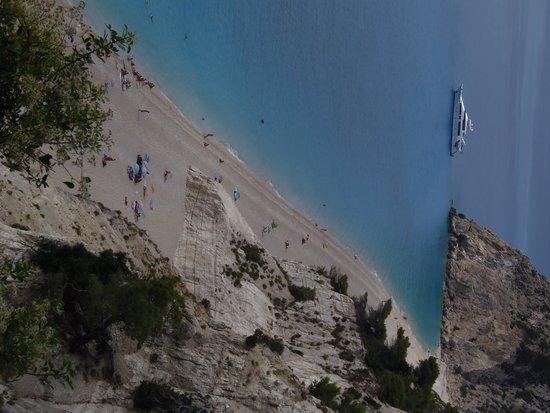 Oceanis Rooms: spiaggia di egremni
