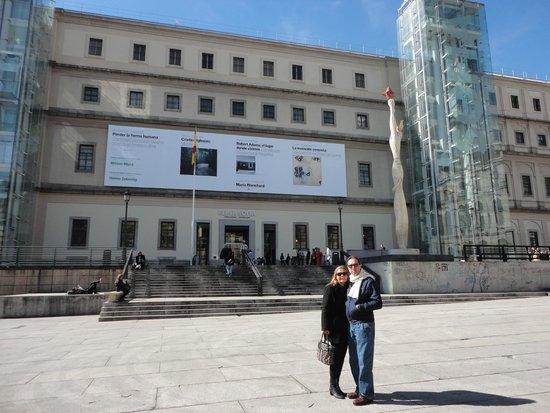 Musée Reina Sofía : Museu Reyna Sofia