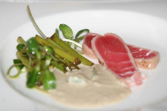 Da Marco : Seared Tuna