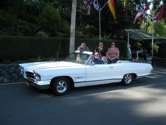Classic Car Tours: So enjoyed our tour with Del