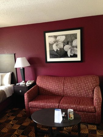 Americinn Lodge & Suites Elkhorn : rooms
