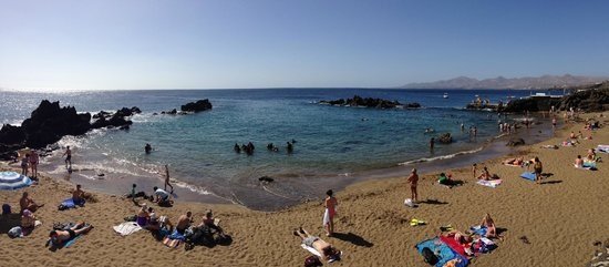 Playa Chica Picture Of Safari Diving Lanzarote Lanzarote Tripadvisor