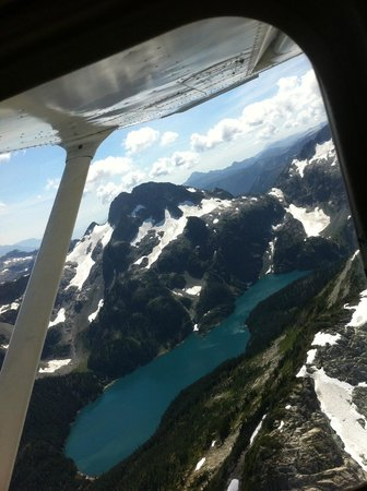 Sea to Sky Air: Lake Lovley Water