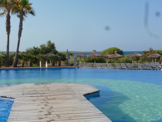 Insotel Punta Prima Resort & Spa: something to jump off!!!