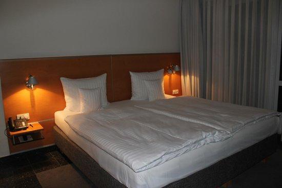 Avidon Art & Design Hotel: Удобная кровать