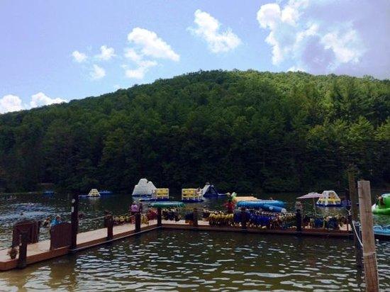 ACE Adventure Resort : Ace Lake