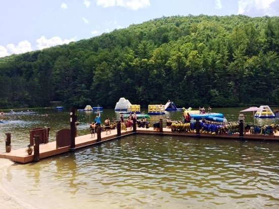 ACE Adventure Resort: Ace Lake