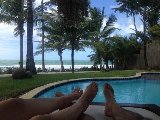 Nannai Resort & Spa : Private pool