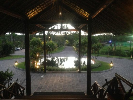 Nannai Resort & Spa : Entrance
