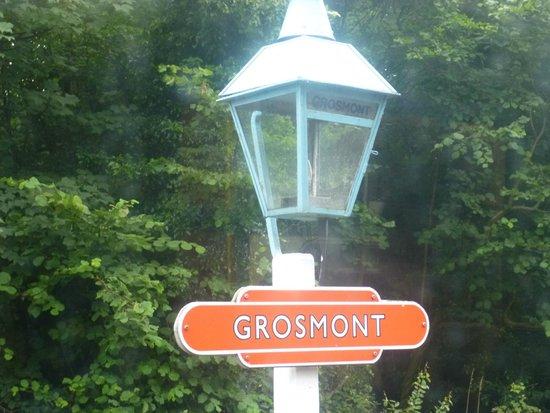 Eden House B&B: Grosmont station