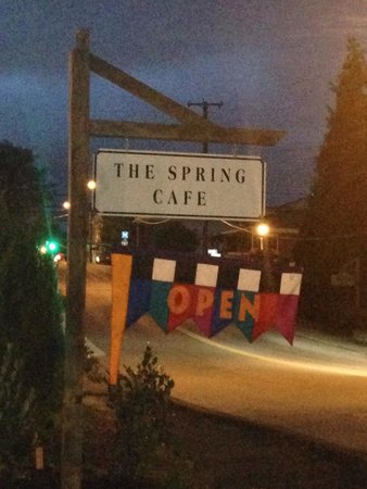 "The Spring: Should be called ""Organic Spring!"" Great food!!!"