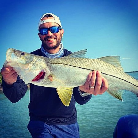Chaos Fishing Adventures : Snook specialty.