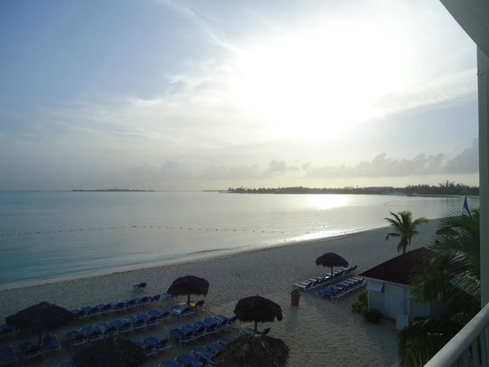 Breezes Resort & Spa Bahamas : View from Room