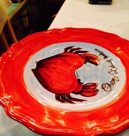 CHEZ BLACK: Plates