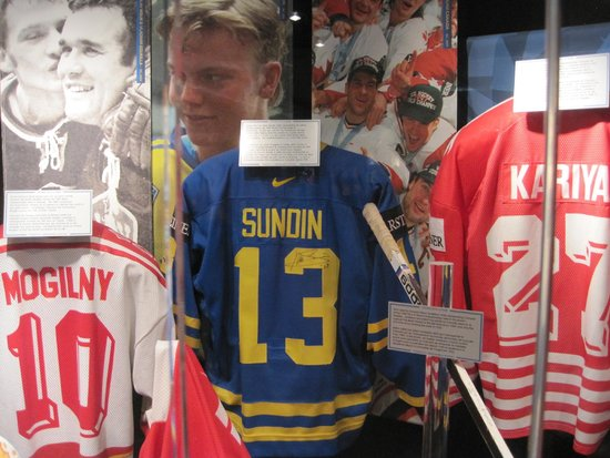 Holiday Inn Express Toronto Downtown : hockey hall of fame