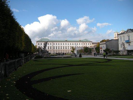 Palais et jardins de Mirabell : Mirabell Park & Garden