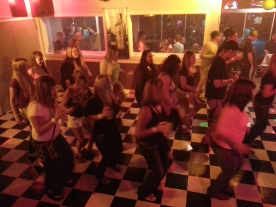 Can you do the Cha Cha Slide? No! C'mon in we'll show you