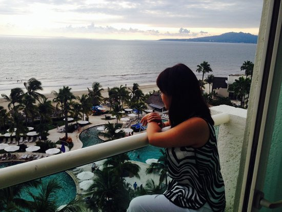 Hard Rock Hotel Vallarta: View from our room